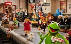 "The ""could-a been better"" muppet movie"