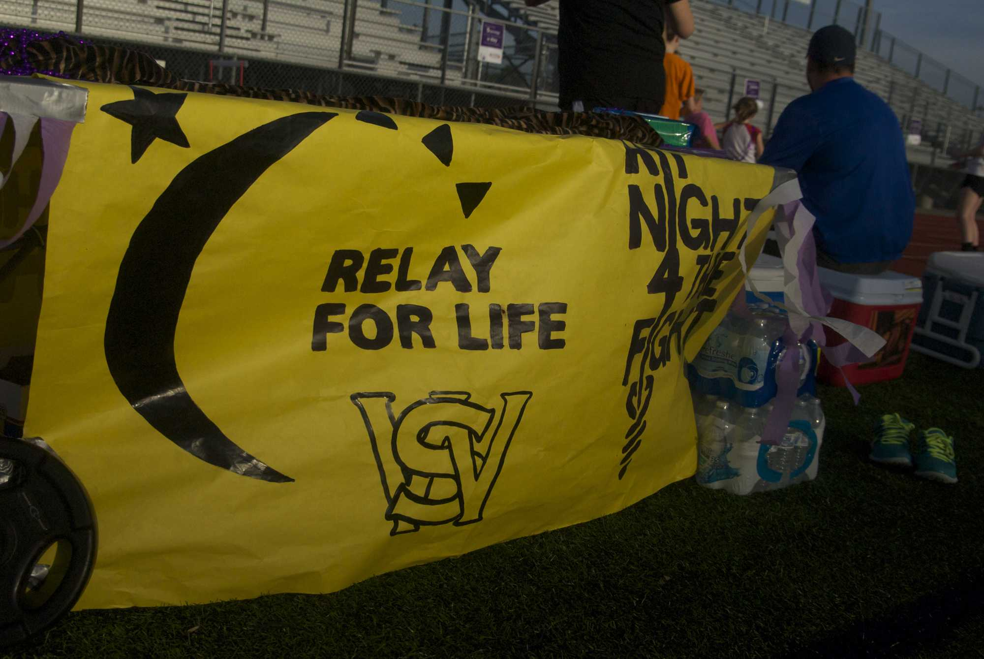 relay for life essay Essay relay for life with increased globalization, friendship and networking skills are paramount in a person's life however, developing such skills must begin early enough.