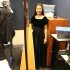 Harpist Carol Xia just before she performed at the Allen Symphony Orchestra.