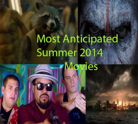 Top 10 most anticipated summer movies