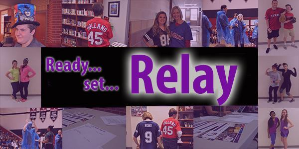 Ready, Set, Relay…