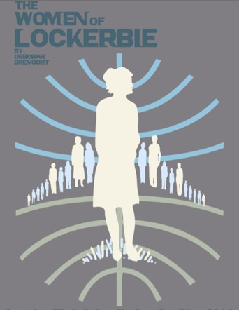 "The lights come up on ""The Women of Lockerbie"""