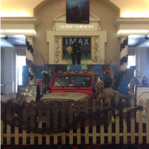 The Ottes have been contacted by movie theaters to rent their jeep to use for sets for the release of Jurassic Park 3D.