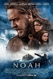 Noah is a major film, so playing a role in such a film wa quite an opportunity for Casalegno.